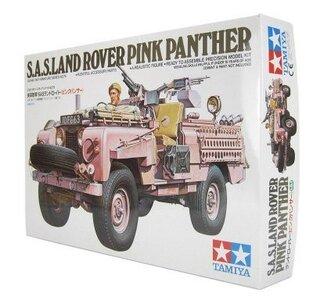 Tamiya S.A.S. Land Rover Pink Panther 1:35 #35076